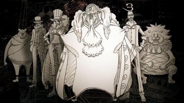 Movie One Piece Stampede: Hé lộ tạo hình chính thức các thành viên băng Mũ Rơm cùng kẻ thù sở hữu Haki Bá Vương cực bá đạo - Ảnh 13.