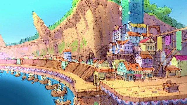 Movie One Piece Stampede: Hé lộ tạo hình chính thức các thành viên băng Mũ Rơm cùng kẻ thù sở hữu Haki Bá Vương cực bá đạo - Ảnh 16.