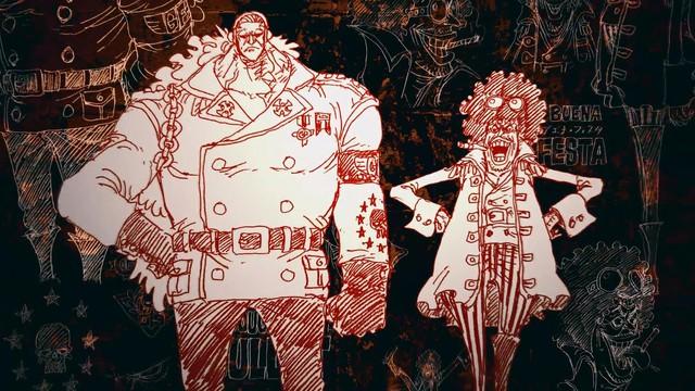 Movie One Piece Stampede: Hé lộ tạo hình chính thức các thành viên băng Mũ Rơm cùng kẻ thù sở hữu Haki Bá Vương cực bá đạo - Ảnh 5.