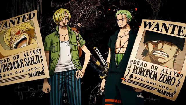 Movie One Piece Stampede: Hé lộ tạo hình chính thức các thành viên băng Mũ Rơm cùng kẻ thù sở hữu Haki Bá Vương cực bá đạo - Ảnh 7.