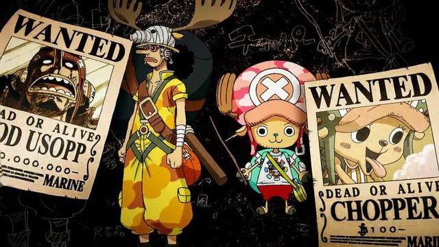 Movie One Piece Stampede: Hé lộ tạo hình chính thức các thành viên băng Mũ Rơm cùng kẻ thù sở hữu Haki Bá Vương cực bá đạo - Ảnh 8.