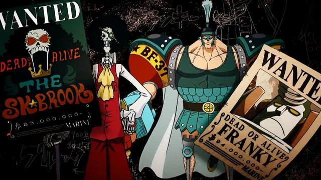 Movie One Piece Stampede: Hé lộ tạo hình chính thức các thành viên băng Mũ Rơm cùng kẻ thù sở hữu Haki Bá Vương cực bá đạo - Ảnh 10.