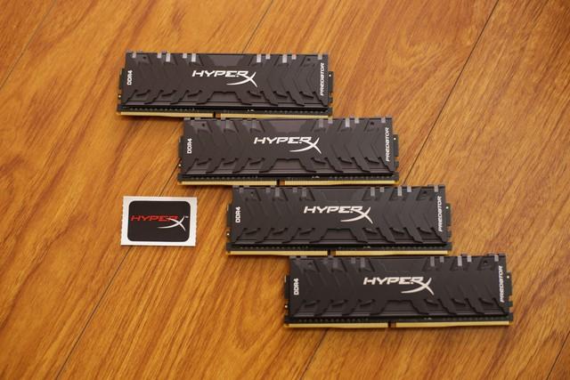 Kingston HyperX Predator RGB - Kit RAM xương cá nhiều màu rất dữ dội cho game thủ cá tính - Ảnh 3.