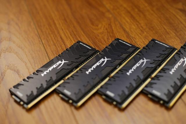 Kingston HyperX Predator RGB - Kit RAM xương cá nhiều màu rất dữ dội cho game thủ cá tính - Ảnh 5.