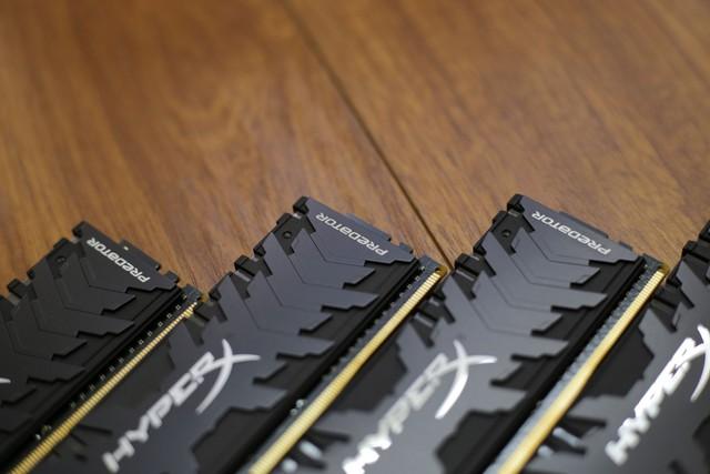 Kingston HyperX Predator RGB - Kit RAM xương cá nhiều màu rất dữ dội cho game thủ cá tính - Ảnh 6.
