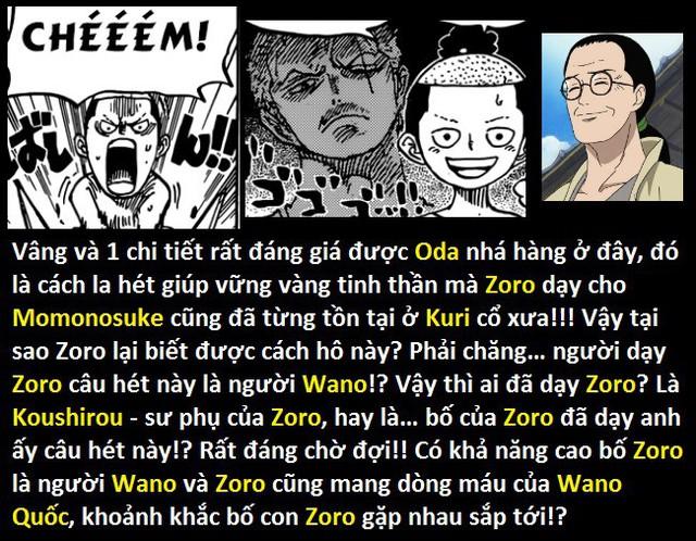 One Piece 934: Chopper thao túng Big Mom tới Udon cứu Luffy - Hé lộ nhân vật Yakuza bí ẩn đứng đầu Wano ngày trước - Ảnh 12.