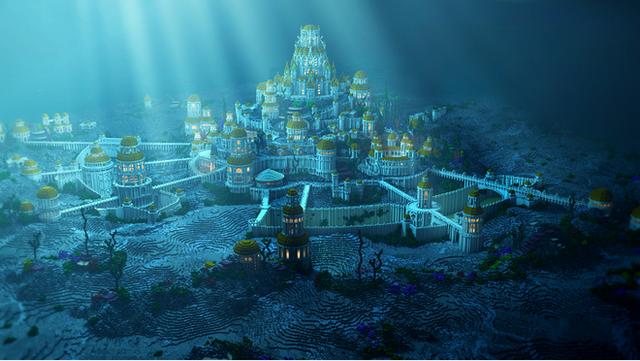 Thành phố biến mất và 10 truyền thuyết ly kì xung quanh Atlantis huyền thoại - Ảnh 4.