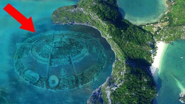Thành phố biến mất và 10 truyền thuyết ly kì xung quanh Atlantis huyền thoại - Ảnh 10.