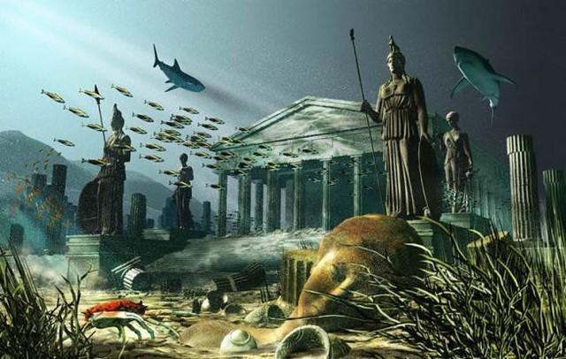 Thành phố biến mất và 10 truyền thuyết ly kì xung quanh Atlantis huyền thoại - Ảnh 3.