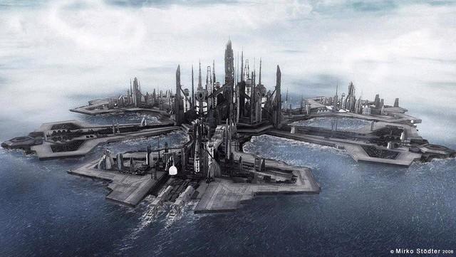 Thành phố biến mất và 10 truyền thuyết ly kì xung quanh Atlantis huyền thoại - Ảnh 9.