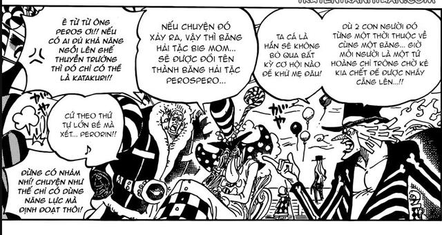 One Piece 934: Chopper thao túng Big Mom tới Udon cứu Luffy - Hé lộ nhân vật Yakuza bí ẩn đứng đầu Wano ngày trước - Ảnh 3.