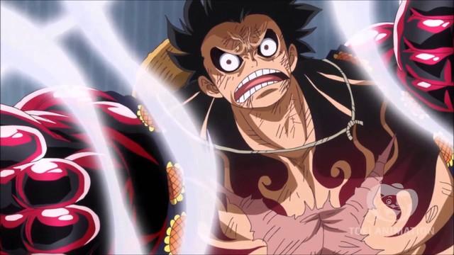 One Piece: Hé lộ hình thức cuối cùng của Gear 4, đây sẽ là cách mà Luffy đánh bại Kaido chăng? - Ảnh 1.