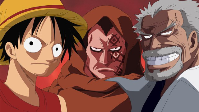 One Piece: Lý do khiến Monkey D Dragon xuất hiện lúc Gol D Roger bị xử tử, âm mưu thật sự của ông là gì? - Ảnh 1.