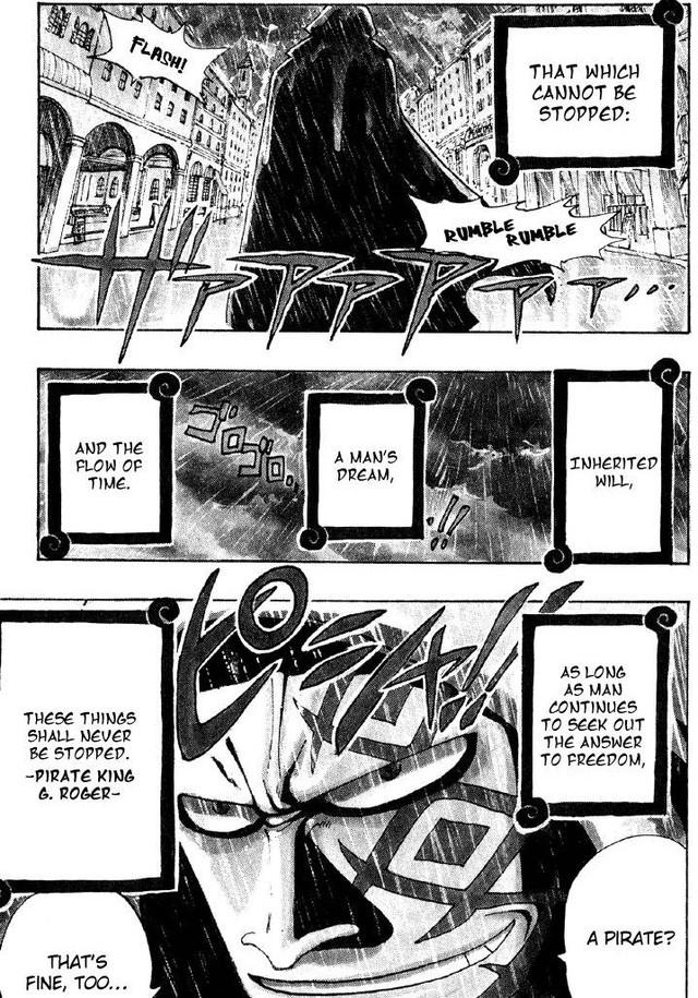 One Piece: Lý do khiến Monkey D Dragon xuất hiện lúc Gol D Roger bị xử tử, âm mưu thật sự của ông là gì? - Ảnh 6.