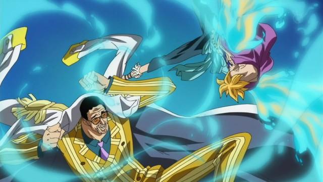 One Piece: Ngọn lửa hủy diệt cổ đại của King với lửa tái sinh thần thoại của Marco, ai mạnh mẽ hơn? - Ảnh 5.