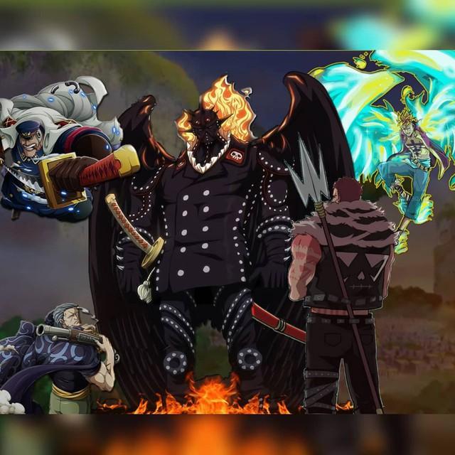 One Piece: Ngọn lửa hủy diệt cổ đại của King với lửa tái sinh thần thoại của Marco, ai mạnh mẽ hơn? - Ảnh 7.