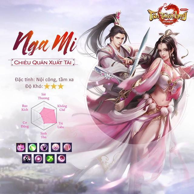 Tân Thiên Long Mobile VNG sẽ khai mở vào tháng 3/2019 - Ảnh 7.