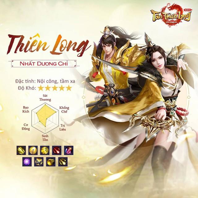 Tân Thiên Long Mobile VNG sẽ khai mở vào tháng 3/2019 - Ảnh 13.