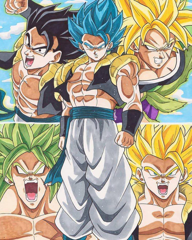 7 chiến binh Saiyan mạnh nhất đã xuất hiện trong mạch truyện chính của Dragon Ball - Ảnh 3.