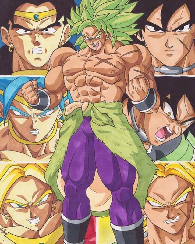 7 chiến binh Saiyan mạnh nhất đã xuất hiện trong mạch truyện chính của Dragon Ball - Ảnh 5.
