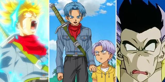 Dragon Ball: Trunks hiện tại và tương lai, cùng chung bố mẹ nhưng số phận lại hoàn toàn trái ngược nhau - Ảnh 2.