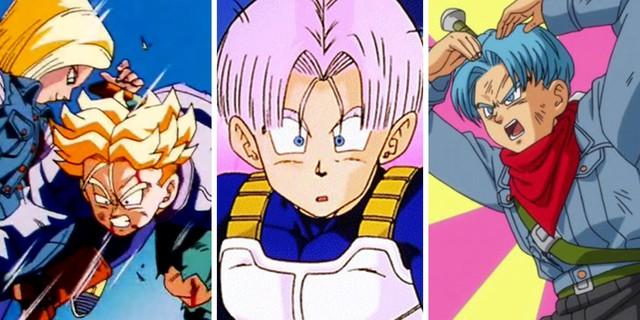 Dragon Ball: Trunks hiện tại và tương lai, cùng chung bố mẹ nhưng số phận lại hoàn toàn trái ngược nhau - Ảnh 3.