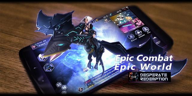 Desperate Redemption - game mobile ARPG cho phép game thủ hóa thân thành kỵ sĩ rồng - Ảnh 1.