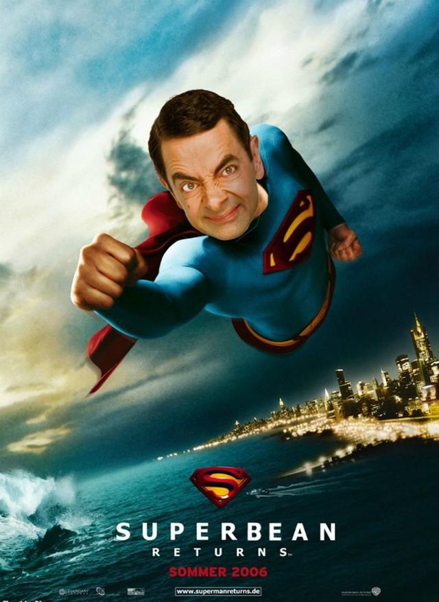 Chết cười với bộ ảnh Mr. Bean vào vai các siêu anh hùng nổi tiếng - Ảnh 12.