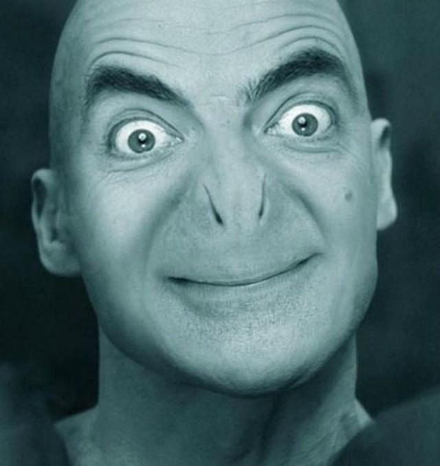 Chết cười với bộ ảnh Mr. Bean vào vai các siêu anh hùng nổi tiếng - Ảnh 4.