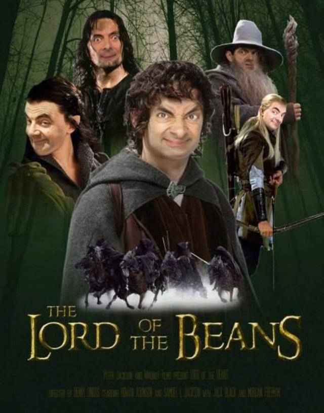 Chết cười với bộ ảnh Mr. Bean vào vai các siêu anh hùng nổi tiếng - Ảnh 5.