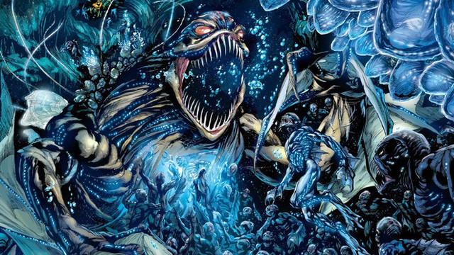 The Trench- tộc ăn thịt người man rợ bậc nhất trong Aquaman sẽ có phần phim riêng - Ảnh 3.