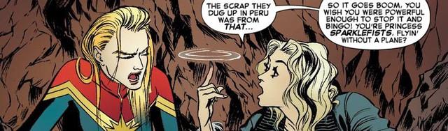 Ít người biết, Shazam! đã đá đểu Captain Marvel trong Trailer mới nhất - Ảnh 2.