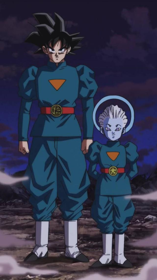 Super Dragon Ball Heroes: Goku sẽ mạnh hơn cả Thần hủy diệt nếu nắm vững hoàn toàn Bản năng vô cực? - Ảnh 2.