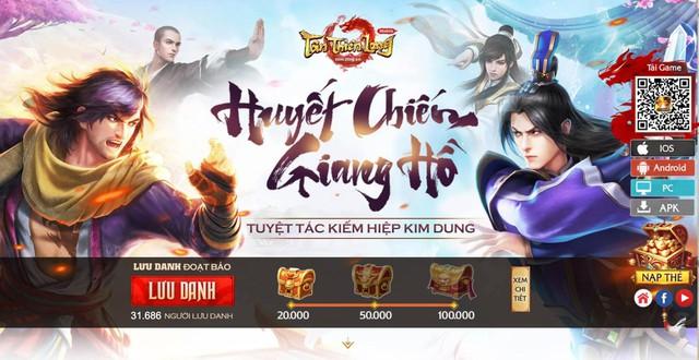 Lưu ý: Tân Thiên Long Mobile sẽ mở cửa ngày mai, tham gia ngay event Lưu Danh Đoạt Bảo để chiếm top từ khi bắt đầu - Ảnh 5.