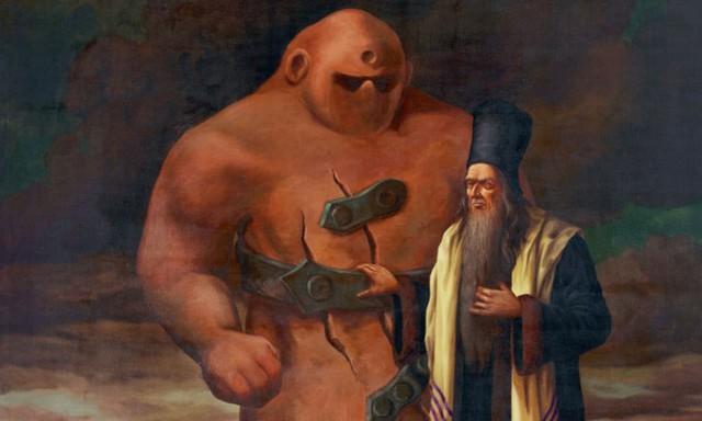 Golem: Quái vật đá trong tưởng tượng tới đời thực - Ảnh 4.