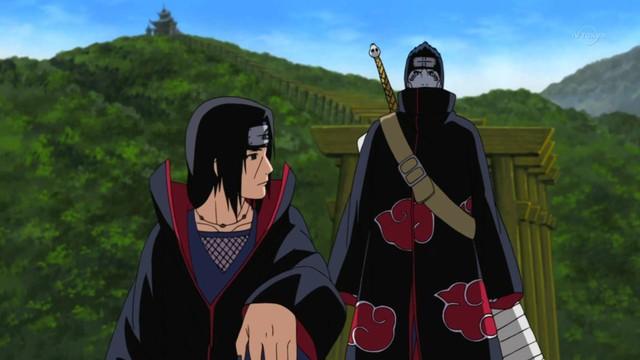 Naruto: Itachi và Kisame, cặp đôi xứng danh có tinh thần tương thân tương ái nhất tổ chức Akatsuki - Ảnh 2.