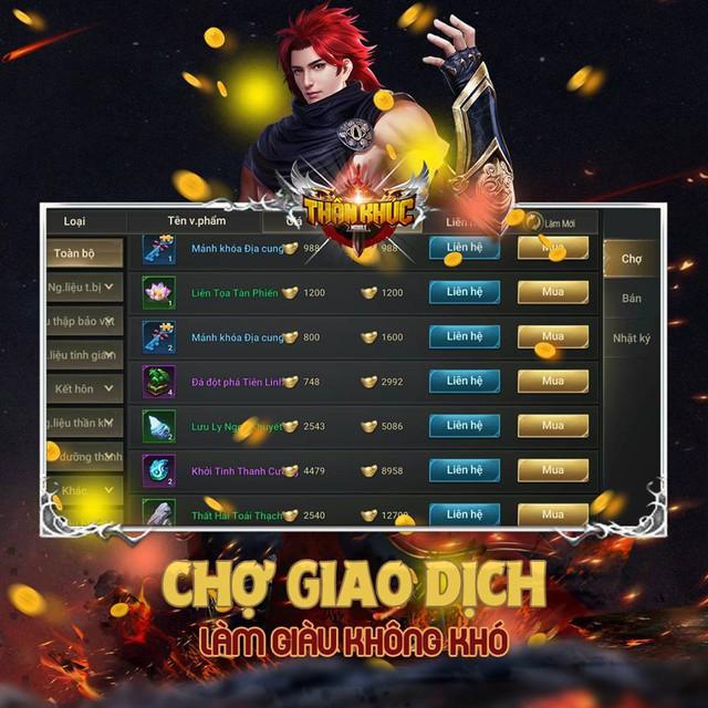 Thần khúc Mobile – Game cày cuốc cực hot sắp ra mắt vào cuối tháng 3 này - Ảnh 4.