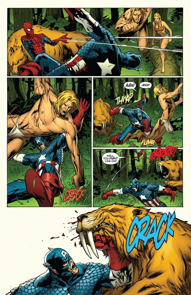 6 siêu anh hùng nổi tiếng đã từng bị tộc Skrull trong Captain Marvel giả mạo - Ảnh 4.
