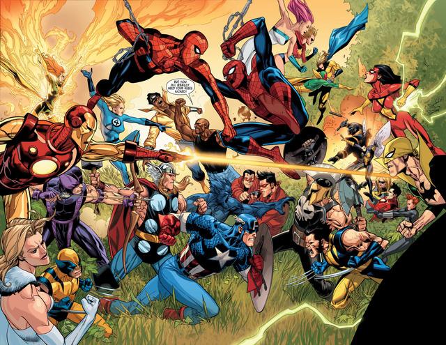 6 siêu anh hùng nổi tiếng đã từng bị tộc Skrull trong Captain Marvel giả mạo - Ảnh 10.