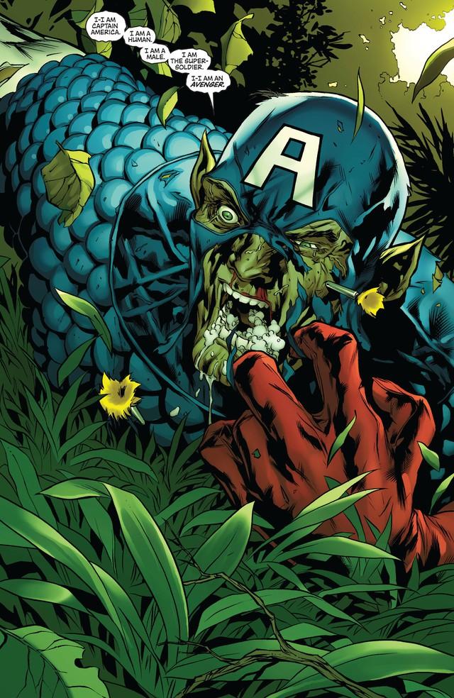 6 siêu anh hùng nổi tiếng đã từng bị tộc Skrull trong Captain Marvel giả mạo - Ảnh 5.