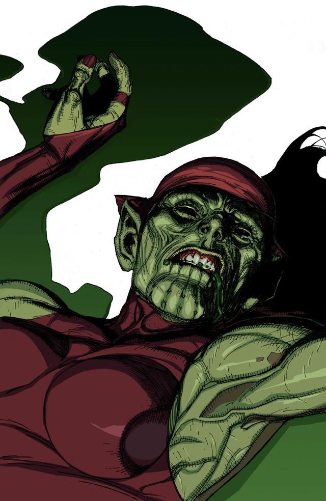 6 siêu anh hùng nổi tiếng đã từng bị tộc Skrull trong Captain Marvel giả mạo - Ảnh 1.