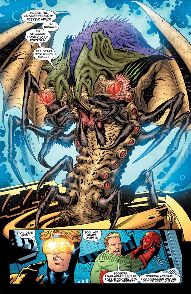Dr. Sivana - Phù thuỷ hắc ám quyền năng cũng là kẻ phản diện nguy hiểm nhất trong Shazam! là ai? - Ảnh 6.