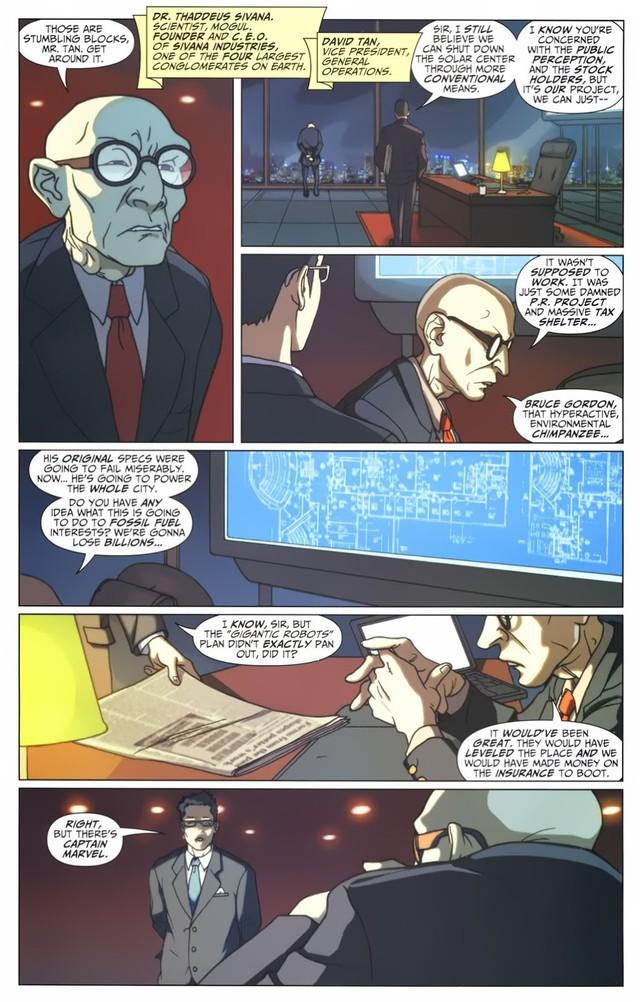 Dr. Sivana - Phù thuỷ hắc ám quyền năng cũng là kẻ phản diện nguy hiểm nhất trong Shazam! là ai? - Ảnh 4.