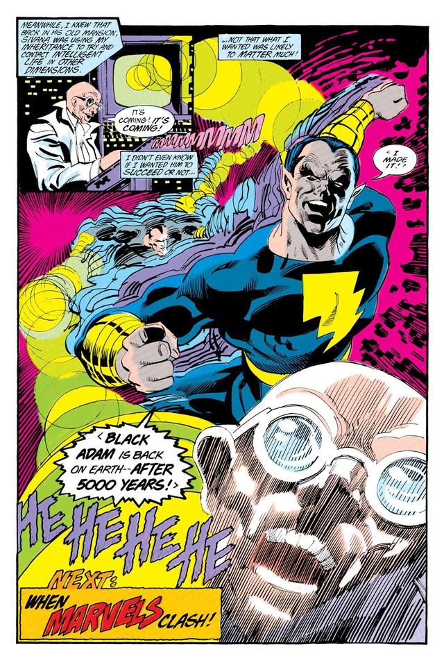 Dr. Sivana - Phù thuỷ hắc ám quyền năng cũng là kẻ phản diện nguy hiểm nhất trong Shazam! là ai? - Ảnh 3.