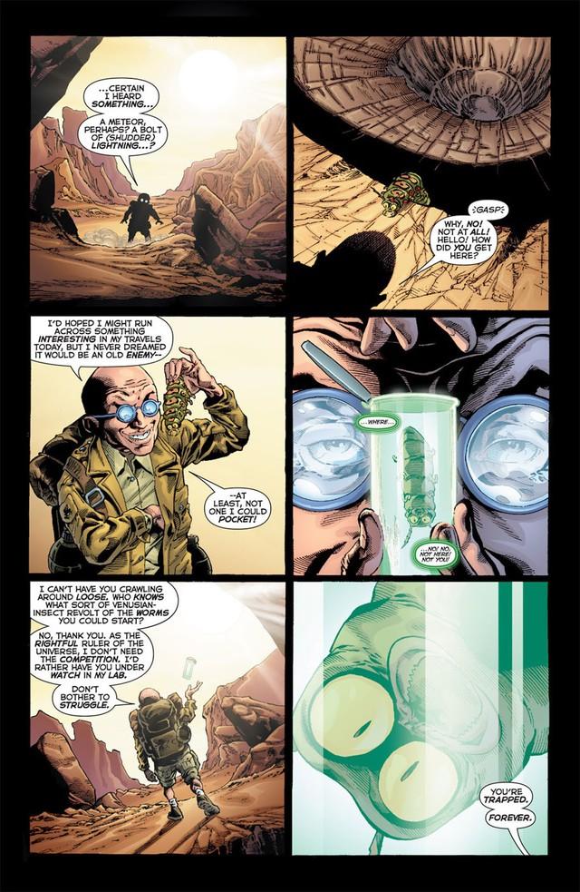 Dr. Sivana - Phù thuỷ hắc ám quyền năng cũng là kẻ phản diện nguy hiểm nhất trong Shazam! là ai? - Ảnh 7.