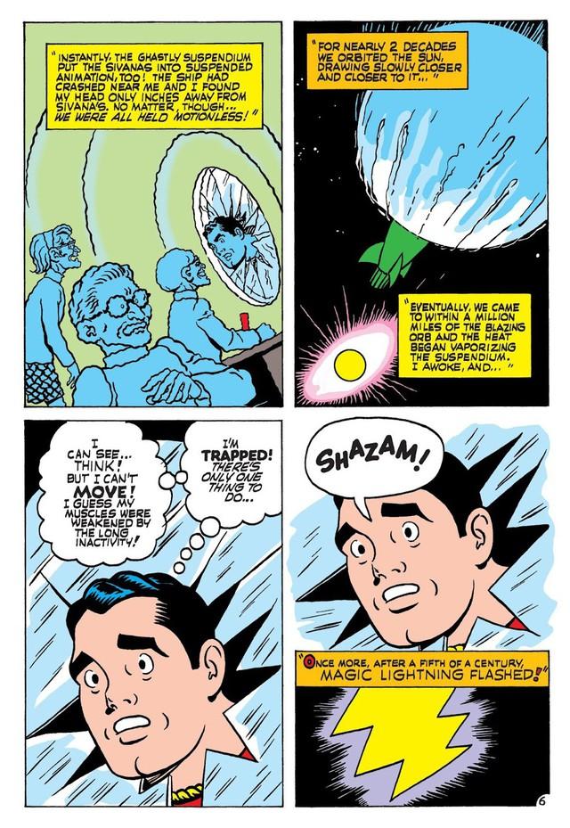 Dr. Sivana - Phù thuỷ hắc ám quyền năng cũng là kẻ phản diện nguy hiểm nhất trong Shazam! là ai? - Ảnh 2.