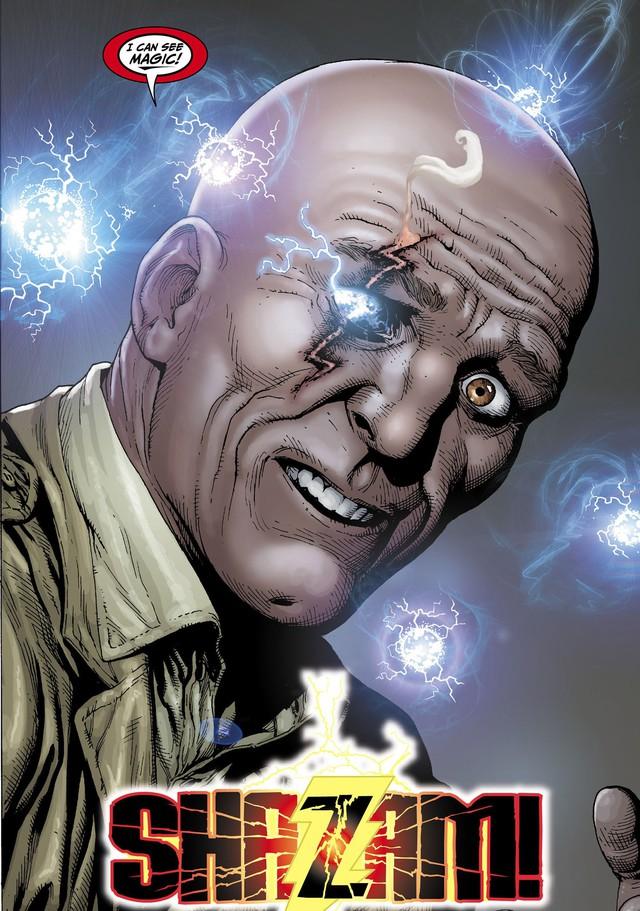 Dr. Sivana - Phù thuỷ hắc ám quyền năng cũng là kẻ phản diện nguy hiểm nhất trong Shazam! là ai? - Ảnh 8.