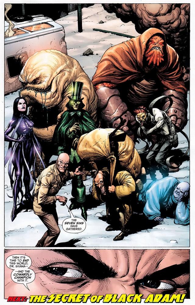 Dr. Sivana - Phù thuỷ hắc ám quyền năng cũng là kẻ phản diện nguy hiểm nhất trong Shazam! là ai? - Ảnh 9.
