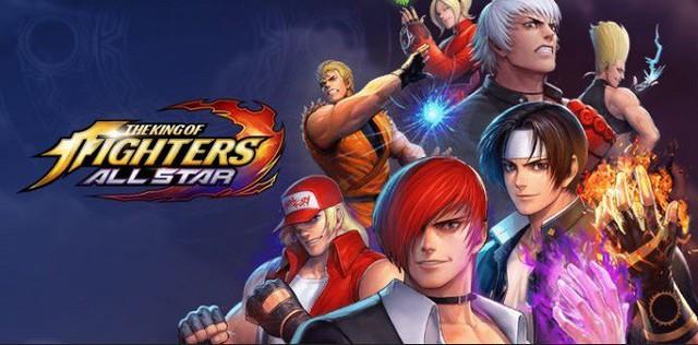 The King of Fighters All Star - game mobile ARPG thương hiệu Quyền Vương sẽ ra mắt trong năm nay - Ảnh 2.