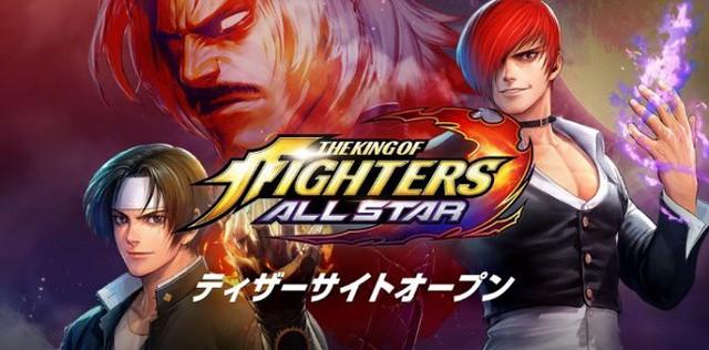 The King of Fighters All Star - game mobile ARPG thương hiệu Quyền Vương sẽ ra mắt trong năm nay - Ảnh 3.